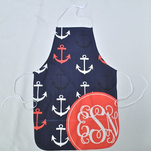 Anchor - Personalized Pocket Apron