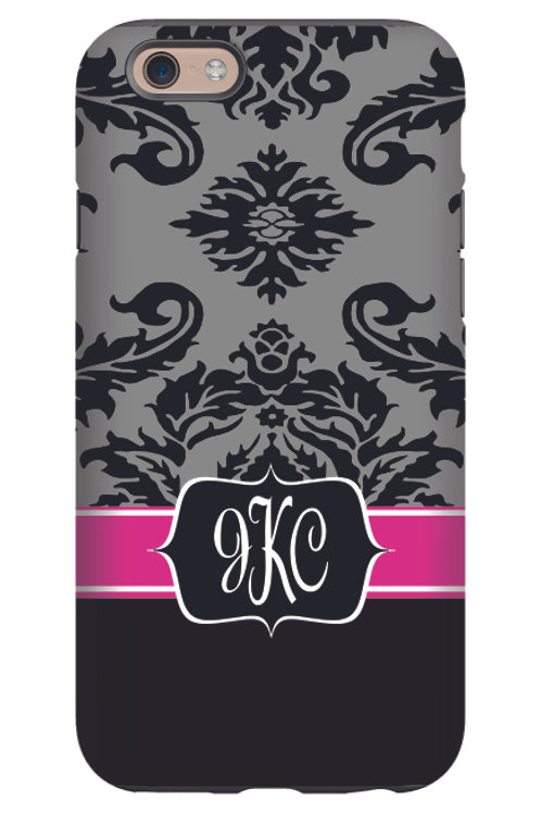 Bold Stripe - Personalized iPhone 6 Case #256