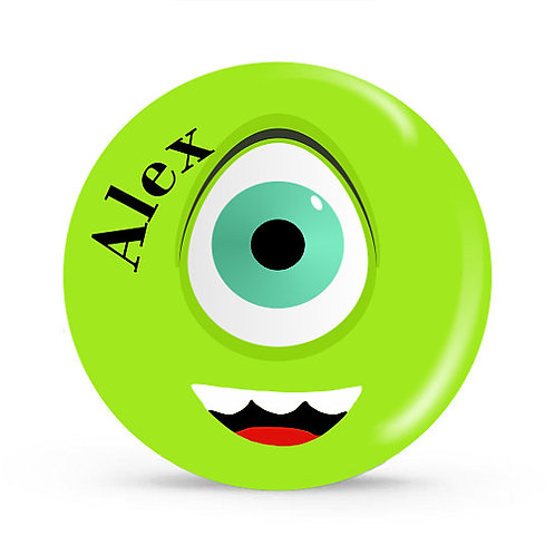 Mikey - Personalized Plate For Kids
