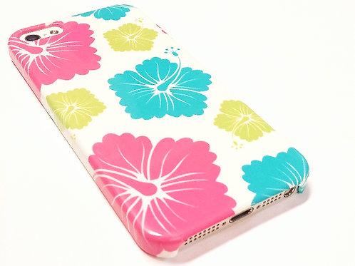 Hibiscus - iPhone 3D Wrap Around Cell Phone Case