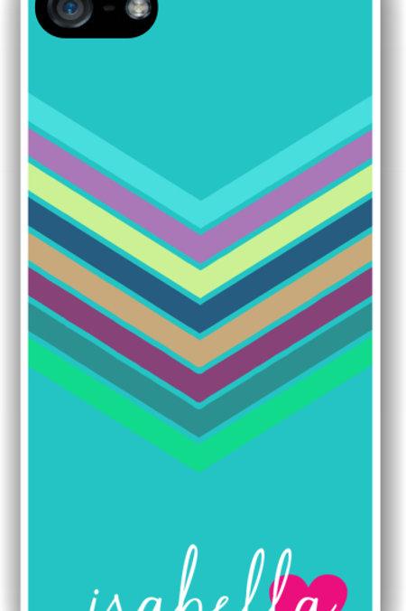 Chevron Arrow - Personalized iPhone 6 Case