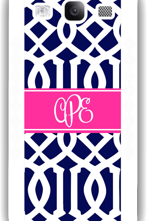 Roman Chevron - Personalized Galaxy S3 Case
