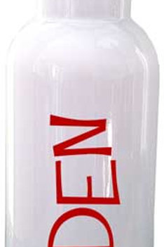 Red Name - Personalized Water Bottle Item #WB14