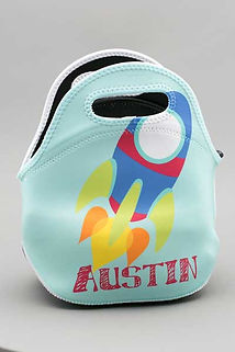 Personalized Lunch Totes and Lunch boxes Personalized Totes for Kids