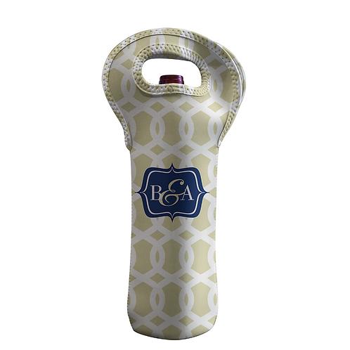 Trellis - Personalized Wine Bottle Tote