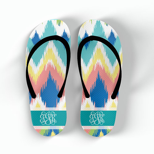 iKat - Personalized Flip Flops