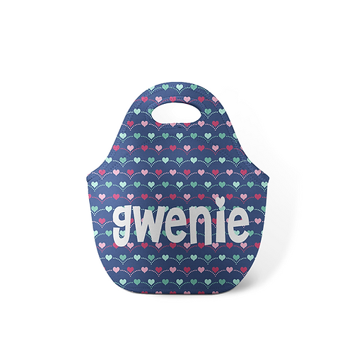 Dots - Personalized Lunch Tote | Kids Lunch Box