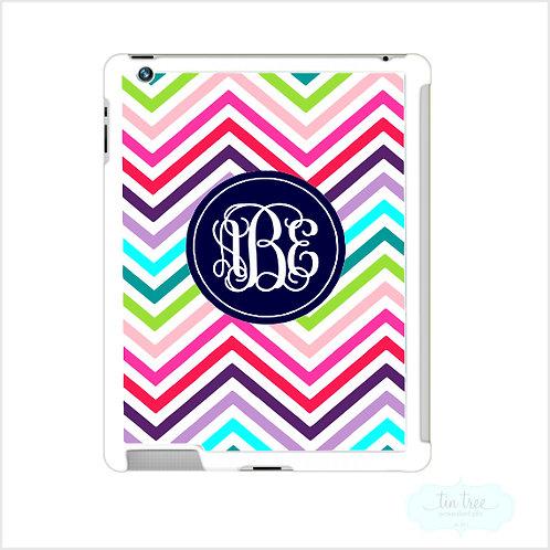 Rainbow - Personalized iPad- iPad Mini Case