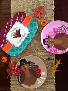 Personalized Fall Personalized Thanksgining Gifts