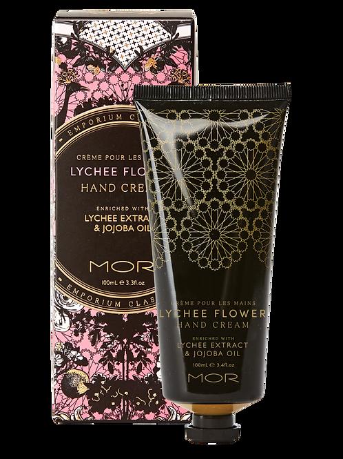Mor Lychee Flower Hand Cream