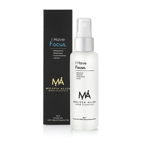 Melissa Allen Mood Essentials - I have Focus
