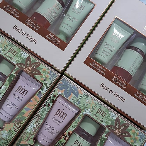 Pixi Skintreats Gift Packs - Best of Roses and Best of Bright