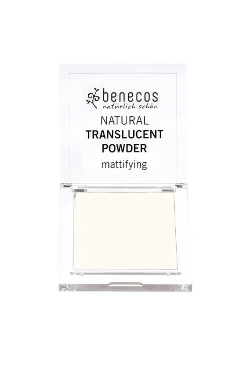 Benecos natural Translucent Powder