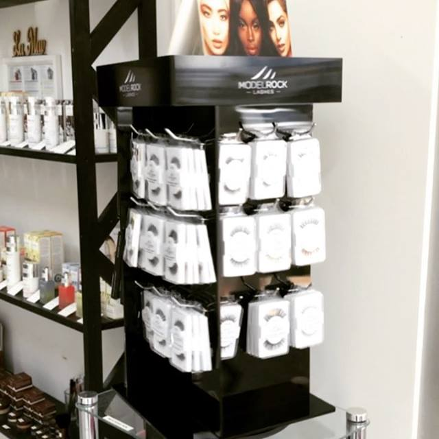 Nothing quite like a restocked Model Rock stand 😍 Our Kit Ready Range (white boxes) just $7.95 and our Deluxe Range (black boxes) just $11.95!