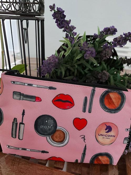 Poni Cosmetics Makeup Purse