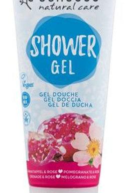 Benecos Natural Shower Gel - Pomegranate & Rose