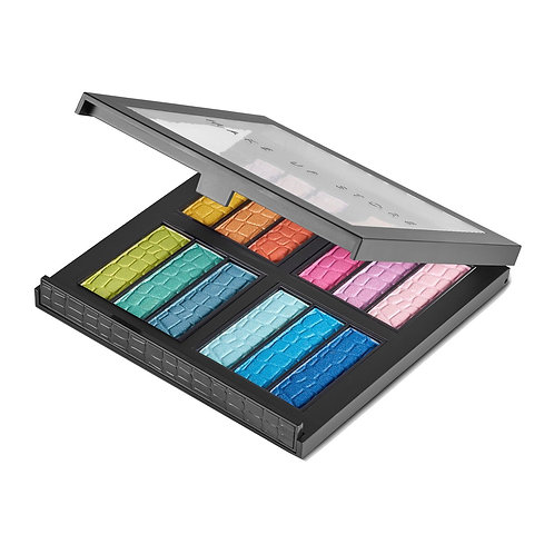 Makeup store - 12 shades of color