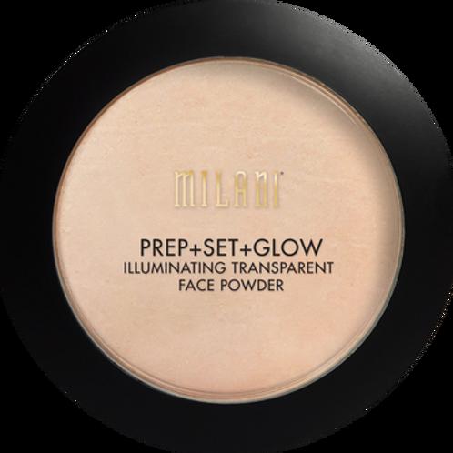 Prep - Set - Go illuminating Face Powder - Milani Cosmetics