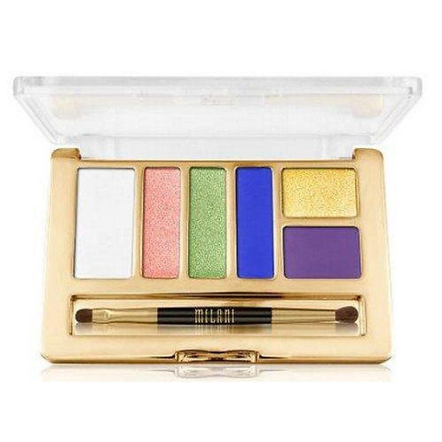 Milani Cosmetics - Go Vital Brights Eyeshadow Palette