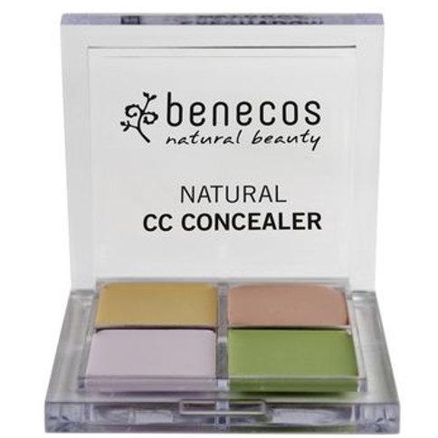 Benecos Natural CC Concealer -corrects shadows and dark eyes