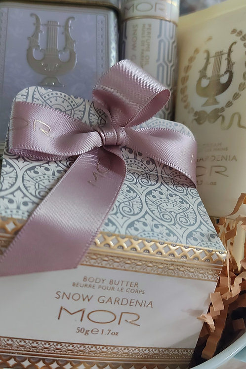 Mor boutique Little Luxuries bundle - Snow Gardenia