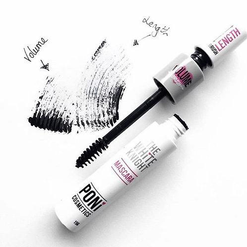 The White Knight Mascara - Poni Cosmetics