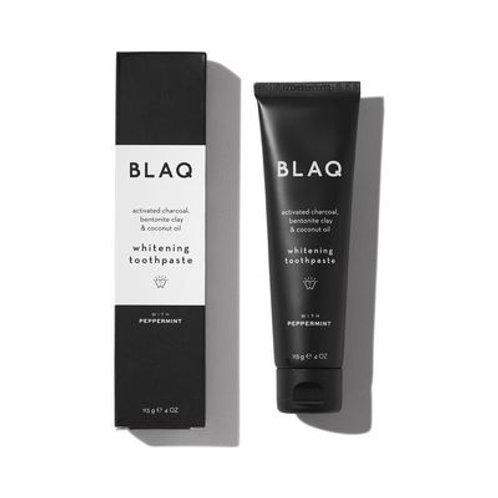 BLAQ Whitening Toothpaste