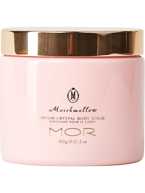 Mor Marshmallow Sugar Body Scrub
