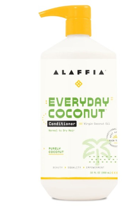 Alaffia Purely Coconut Everyday Conditioneer
