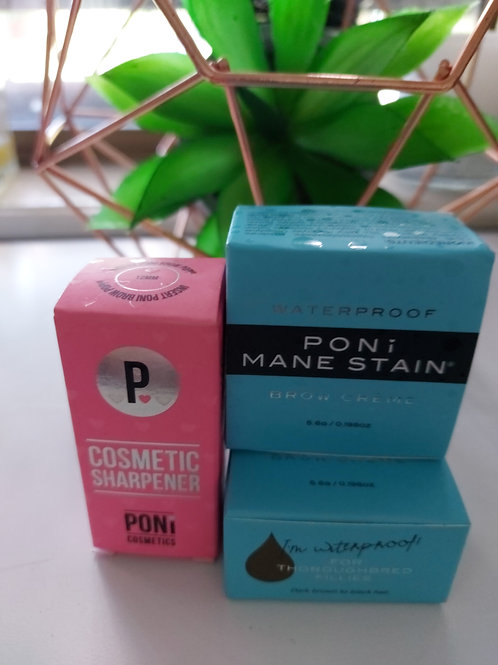 Poni Cosmetics Bundle