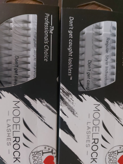 Model Rock Black box Single Lash Collection