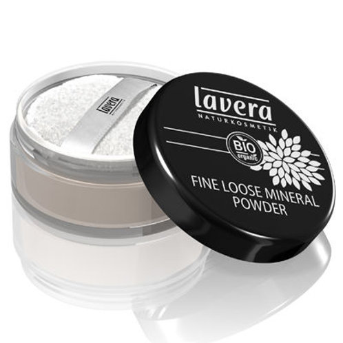 Lavera - Fine Loose Mineral Powder