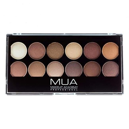 MUA Heaven and Earth 12 shade eyeshadow palette