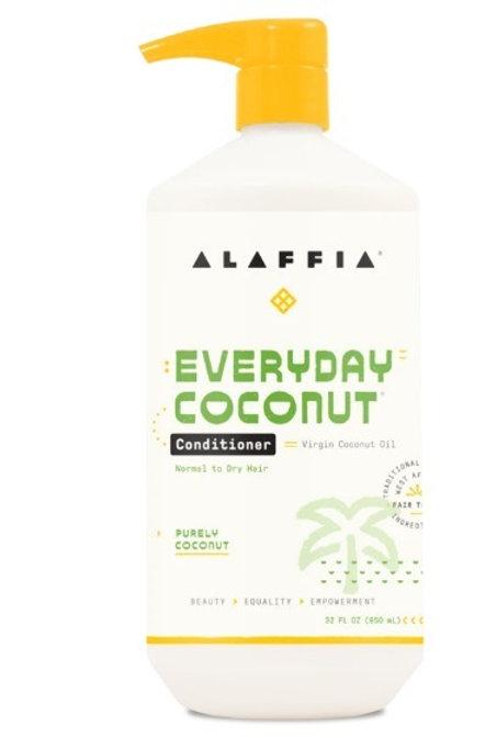 Alaffia Purely Coconut Everyday Conditioner