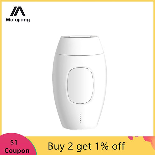 Permanent Hair Remover IPL Epilator Painless Whole Body/Facial Hair Removal