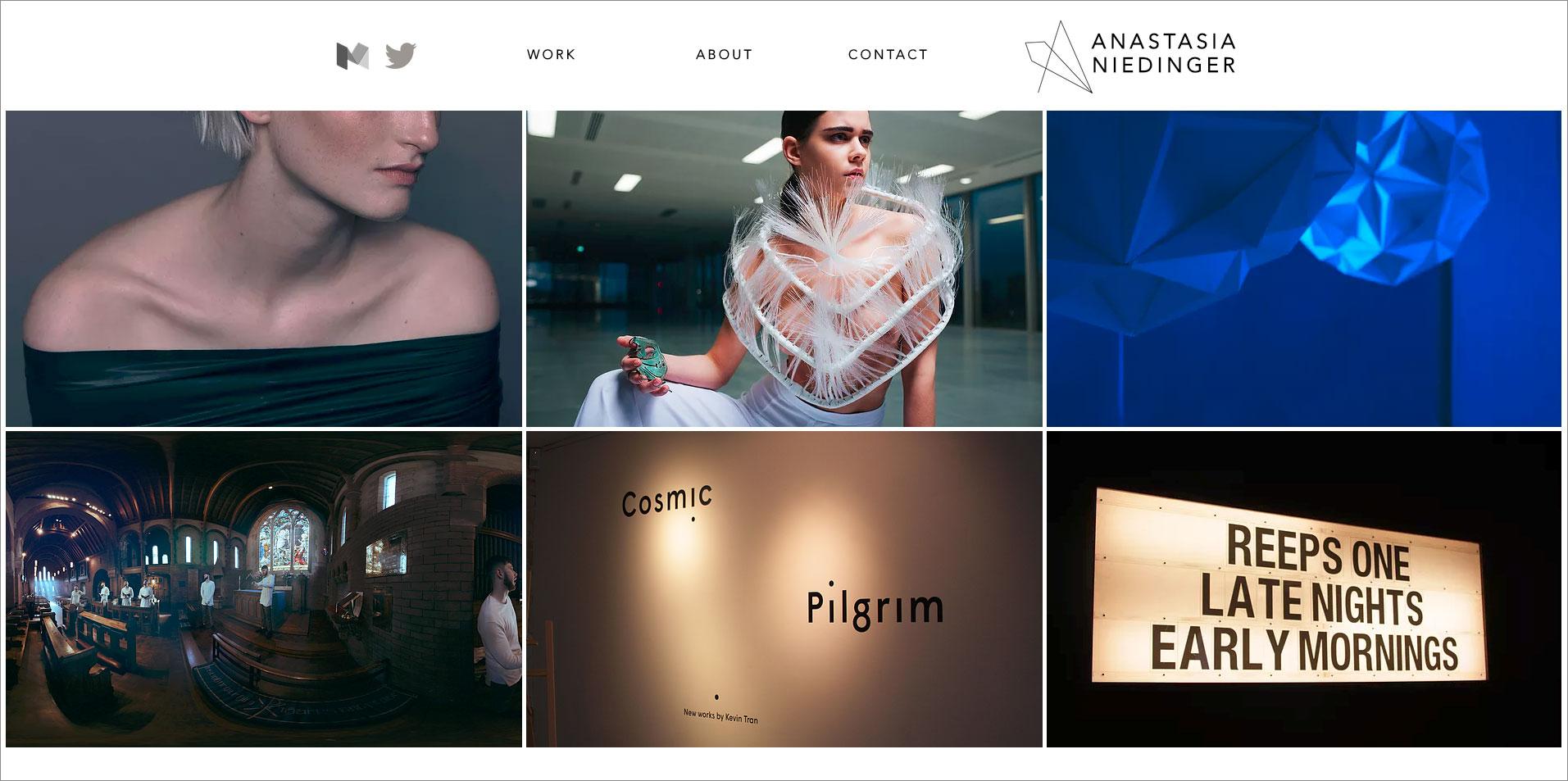 Anastasia Niedinger | Portfolio
