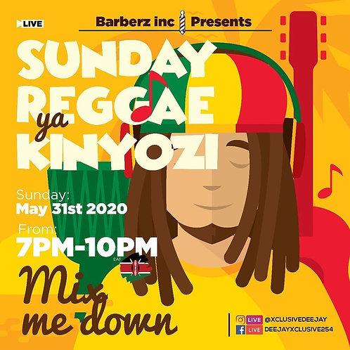 Sunday Reggae Ya Kinyozi