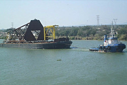 Tugboats and Deck barges