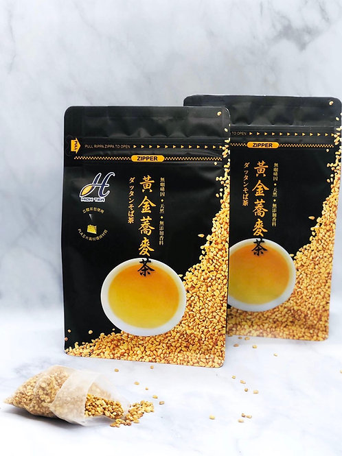 Golden Buckwheat Tea