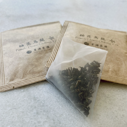 Pomelo Flower Oolong Tea