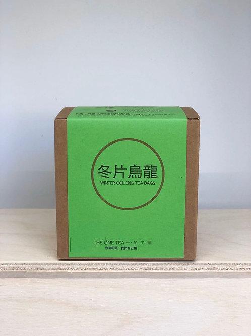 Winter Oolong Tea Bags