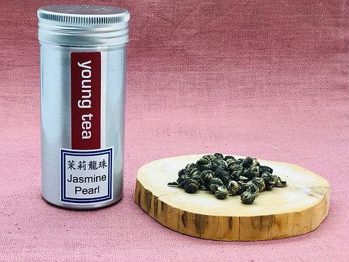 Jasmine Pearl Green Tea - 2oz