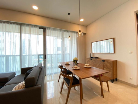 Anandamaya Residences 2 bedroom