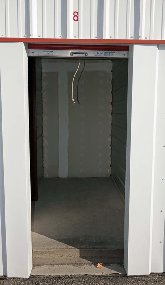 5' x 10' Storage Unit