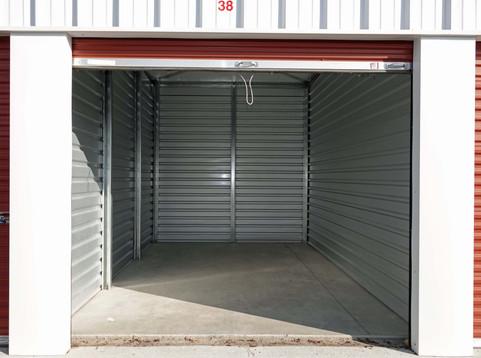 10' x 15' tall storage unit