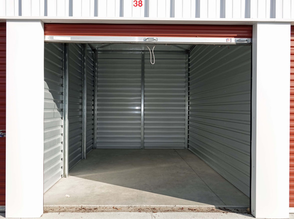 10' x 15' tall storage unit
