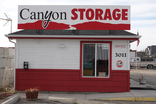 Canyon Storage Office Building
