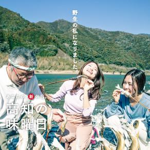 高知県観光キャンペーン「味曜日」