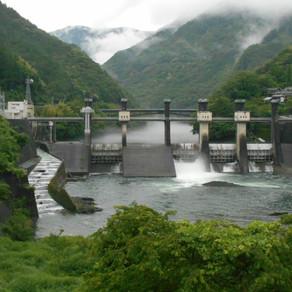 筏津ダム放流のお知らせ 水位上昇にご注意ください