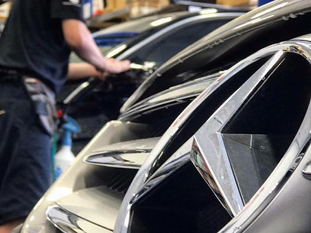 xpel clear bra paint protection film